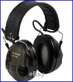 PELTOR EAR DEFENDERS SportTac Electronic Shooting sportac Hearing block out uk