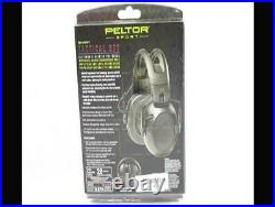PELTOR Sport Tactical 500 Smart Electronic Hearing Protector with Bluetooth Tech