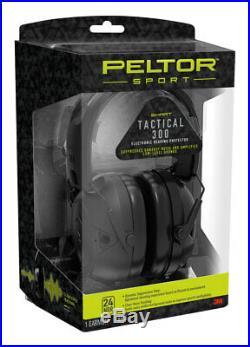 Pel Tac300oth Sport Tac 300 Elec Protector