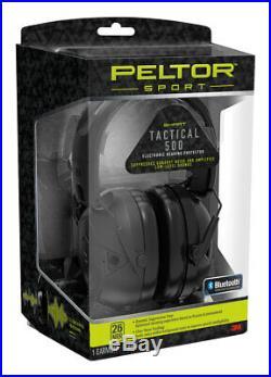 Pel Tac500oth Sport Tac 500 Elec Protector Bt