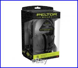 Peltor 3M Sport Tactical 300 24db (NRR) Electronic Hearing Protector TAC300-OTH