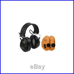 Peltor 97451 Ear Muff Tactical Sport Electronic Black 20db