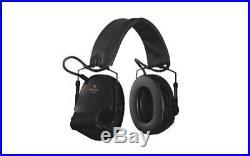 Peltor ComTac III Hearing Defender Electronic Earmuffs -20dB Noise Reduction Rat