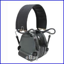 Peltor ComTac III Hearing Defender, Foliage Green MT17H682FB-09 FG