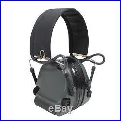Peltor ComTac III Hearing Defender, Foliage Green NRR 20 dB