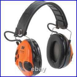 Peltor MT16H210F-479-SV Tactical Sport Headset Black. Each