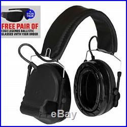 Peltor MT17H682FB-09 FG Comtac III Hearing Defender, Foliage Green
