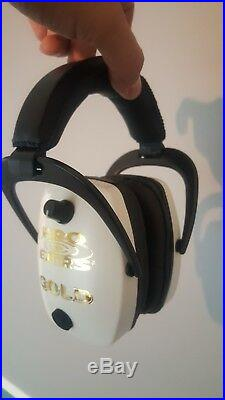 Peltor PRO-SLIM GOLD hearing Protector NRR 28 GS-DPS-W White