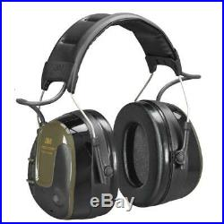 Peltor ProTac Shooter Electronic Hearing Protection by 3M Ear Plugs & Ear Muffs