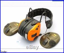 Peltor SportTac Electronic Earmuffs Hearing Protection
