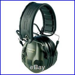 Peltor Sport-Tac Electronic Earmuffs Hearing Protection