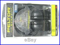 Peltor Sport Tactical 500 26DB Electronic Earmuff Hearing Protector TAC500-OTH