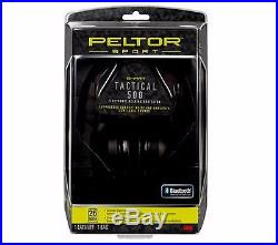 Peltor Sport Tactical 500 26db (NRR) Electronic Hearing Protector TAC500-OTH