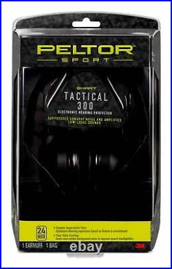 Peltor Sport Tactical 500 Smart Electronic Hearing Protector