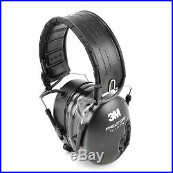 Peltor TacticalPro Electronic Hearing Protector Collapsable MT15H7F SV