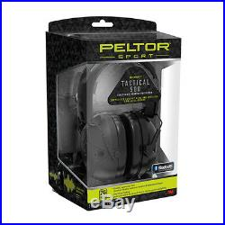 Peltor Tactical Electronic Earmuff 500 (TAC500-OTH)