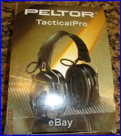 Peltor Tactical Pro Mt15h7f