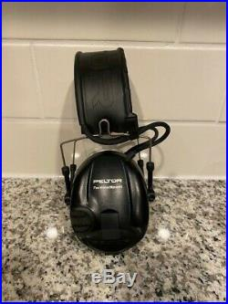 Peltor Tactical Sport Earmuff- Black