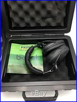 Primos Boost Series Quad Digital Muffs Over The Ear New Pbs-dq-cf Carbon Hunting