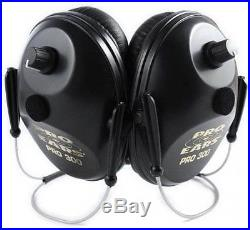 Pro 300 Behind The Head Headband Electronic Hearing Protection and Amplification