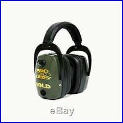 Pro Ears GS-DPM-G Pro Ears Pro Mag Gold Series Ear Muffs Green GS-DPM-G GS-DPM-G