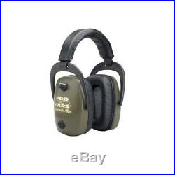Pro Ears GS-DPS-G Pro Slim Gold Series Ear Muffs Green