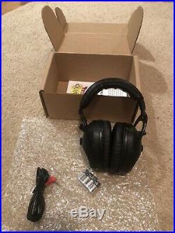 Pro Ears GS-P300-B Predator Gold Series Black Earmuffs Hearing Protection Range