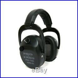 Pro Ears GS-PTS-L-B Pro Tac SC Ear Muffs Black