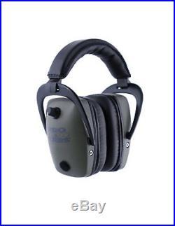 Pro Ears GS-PTS-L-G Pro Tac SC Ear Muffs Green