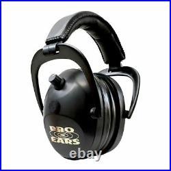 Pro-Ears Gold II 26, Black, PEG2SMB Protective Ear Muffs