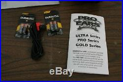 Pro Ears Gsp300g Predator Gold Electronic Earmuff 26 Db Green Open Box Item