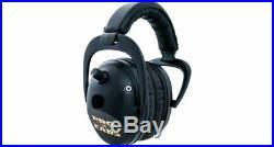 Pro-Ears P300 Predator Gold Electronic Earmuffs, NRR 26 Black GSP300B