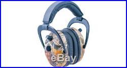 Pro-Ears P300 Predator Gold Electronic Earmuffs, NRR 26 Realtree GS P300 APG