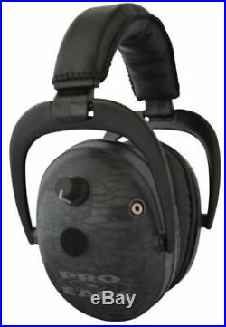 Pro-Ears P300 Predator Gold Electronic Earmuffs, NRR 26 Typhon GSP300TY