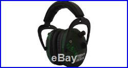 Pro-Ears P300 Predator Gold Electronic Earmuffs, NRR 26 Zombie GSP300ZOM