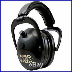 Pro Ears PEG2SMB Pro Ears Gold II 26 Electronic 26 dB Black