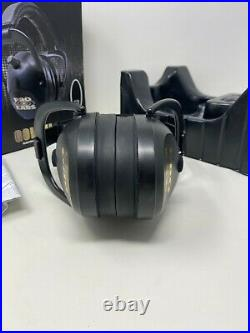 Pro Ears PEG2SMB Pro Ears Gold II 26 Electronic 26 dB Ear Muffs, Black