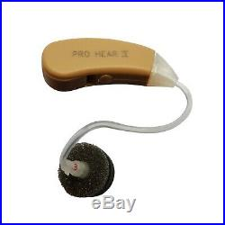 Pro Ears PH2PBTETAN Pro Ears Pro Hear II+ BHE Digital Hearing Device Tan 1