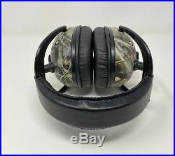Pro Ears PREDATOR GOLD Electronic Earmuff NRR 26, CM4 Realtree Advantage Max 4