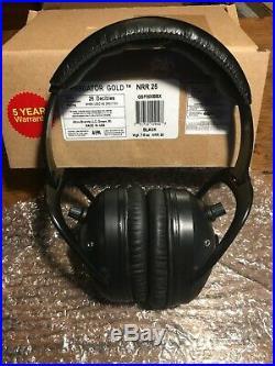 Pro Ears PREDATOR GOLD Electronic Earmuff NRR 26, GS-P300-BBX / GSP300BBX