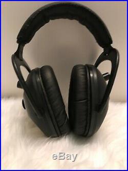 Pro Ears PREDATOR GOLD Electronic Earmuffs Hearing, Black NRR 26 dB GSP300P