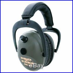 Pro Ears Pro 300 Green NRR 26 Earmuffs