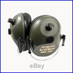 Pro Ears Pro 300 Green P300-GREEN Earmuffs Hearing Protection Shooting Ear Muffs