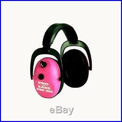 Pro Ears Pro Series Ear Muffs Pink P300-P