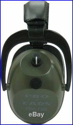 Pro Ears Pro Tac 300 NRR 26 Law Enforcement Electronic Hearing PT300G