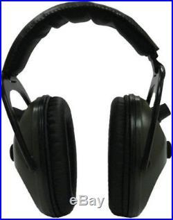 Pro Ears Pro Tac 300 NRR 26 Law Enforcement Electronic Hearing PT300-G Green