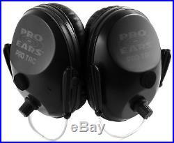 Pro Ears Pro Tac 300 NRR 26 Law Enforcement Electronic PT300-B-BH-H Black