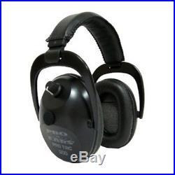 Pro Ears Pro Tac Plus Gold Black