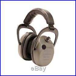Pro Ears Pro Tac SC Gold Green NRR 25 Electronic Hearing Protector
