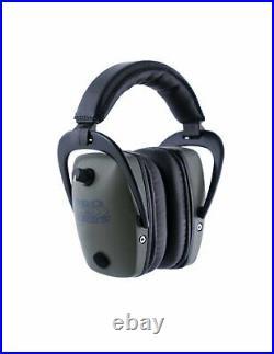 Pro Ears Pro Tac Slim Gold Ear Muffs GS-PTS-L-G